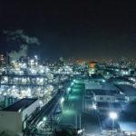工場夜景観賞クルーズ